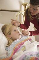 Hvordan ta en barne Temperatur Muntlig