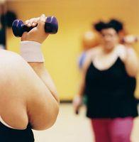 Hvordan Cut Fat & Bruk Anaerob trening for å forbrenne fett