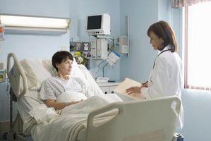 Aspirasjonspneumoni ved Parkinsons sykdom