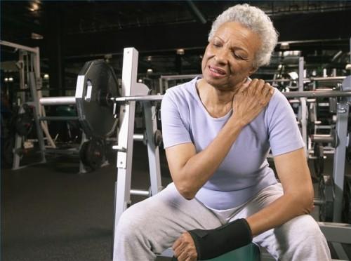 Hvordan behandle en bursitt Injury