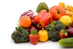 Liste over karbohydrater for Kids
