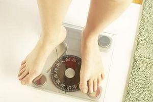 Hva øker hvis du ned i vekt?