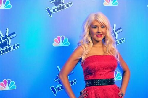 Hvordan ha en kropp som Christina Aguilera