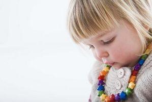 Atferdsmessige tegn på misbruk i Toddlers