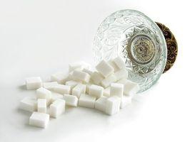 Sukker erstatter og deres kjemiske Names