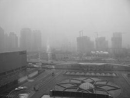Effekten av forurensning på respirasjon