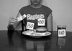 Hvordan å miste vekt lett å telle kalorier