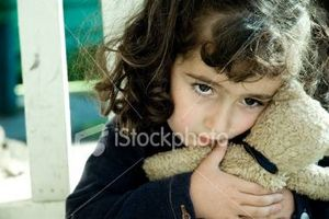 Barn angst symptomer