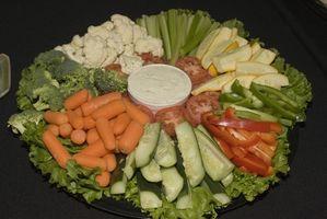 Grønnsaker som inneholder plantesteroler
