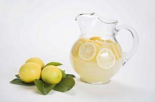 Sitronsyre og sikkerhet