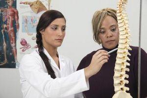 Tegn og symptomer på tretthetsbrudd i Spine
