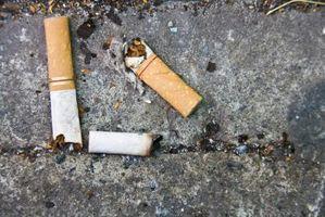 Hvordan hjelpe en røyke Ektefelle