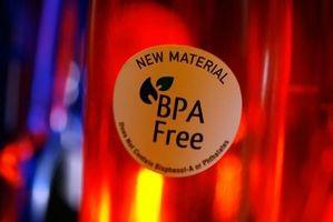 Hvordan kan jeg vite om My Water Bottle Er BPA-Free?