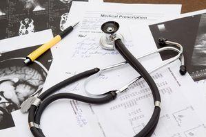 Tegn og symptomer på skjoldbruskkjertelen