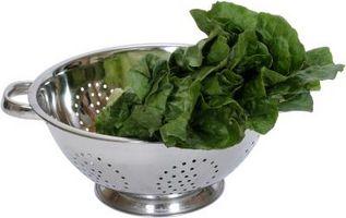 Fordeler med juicing spinat