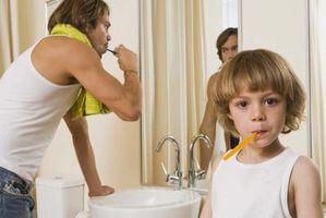 Hvordan redusere Syre på tennene dine