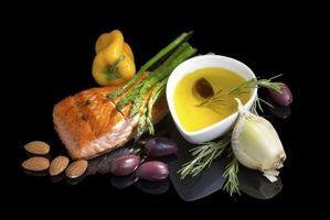 Anti-inflammatorisk mat liste