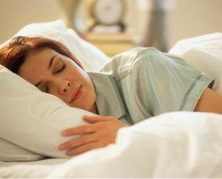 Hvordan behandle søvnløshet uten reseptbelagte legemidler