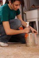 Fordeler og ulemper med giftig maling