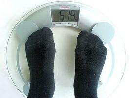 Hvordan Naturligvis miste vekt Fast