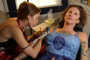 Sikkerhetsrisiko for en tatovør