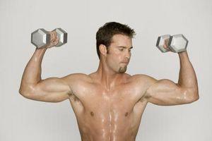 Hvordan virker den måten du holder manualer påvirke hvordan Biceps vokser?