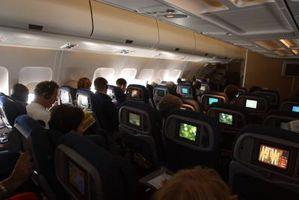 Airplane flyreiser og blodpropp
