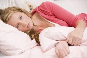 Bivirkninger av juvenil revmatoid artritt