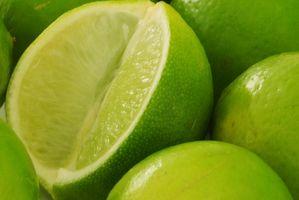 Hva er fordelene med Lime Juice?