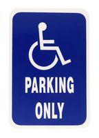 Ohio lover om Dedikert parkering for funksjonshemmede