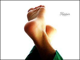 Hva er forskjellen mellom en Heel Spur & nevropati?