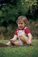 Milepæler i emosjonell utvikling hos barn