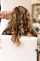 Vekst av overflødig kropps Hair