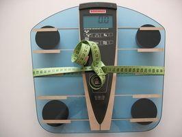 Hvordan å miste vekt Watching Kalorier