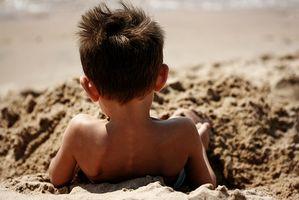 Tørr hodebunn og håravfall hos barn