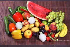 Foods som forbrenner mer energi
