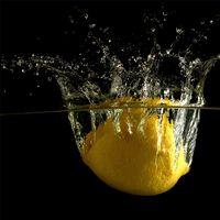Medisinske egenskaper sitronsaft
