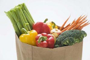 Hemmeligheter til Belly-busting dietter