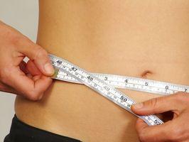 Hvordan beregne fett og vekt