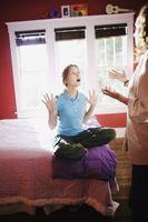 Anger management aktiviteter for tenåringer som mangler sosiale ferdigheter