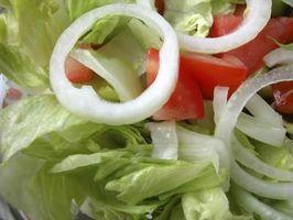 Hvordan lage en sunn og velsmakende salat