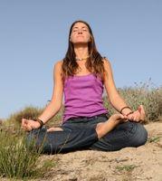 Kapalbhati Yoga og vekttap