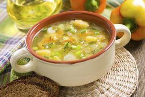 Hvor lenge kan Tyrkia Soup Sist i kjøleskapet?