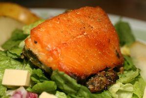Hvordan spise mat rik på Omega 3