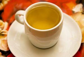 Medisinsk bruk av grønn te