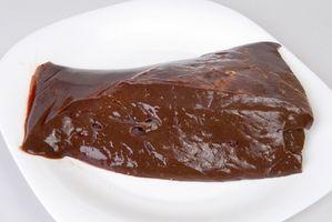 Matvarer for å øke Iron & HDL