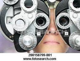 Hva er komponentene i en rutinemessig synsundersøkelse?