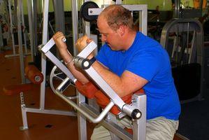 Hvordan få en resept for treningsutstyr på fleksibelt forbruk