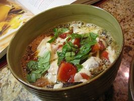 Big sunn suppe Diet