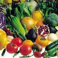 Hvordan Diet naturlig ved å spise frukt og grønnsaker
